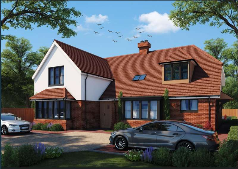 3 Bedrooms Semi Detached House for sale in Beech Lane, Woodcote, RG8