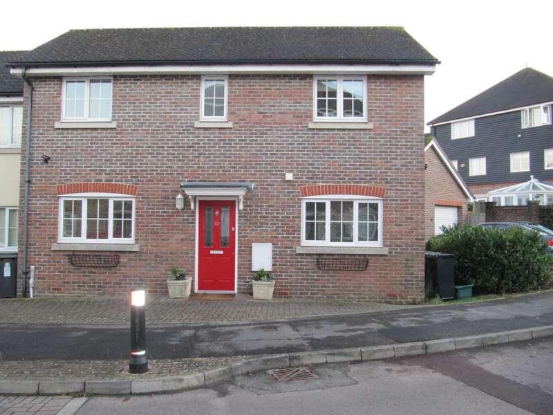 3 Bedrooms House for rent in Chineham, Basingstoke