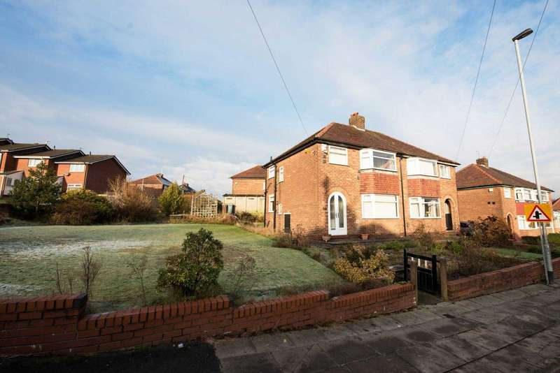 3 Bedrooms Semi Detached House for sale in Oak Lane, Manchester