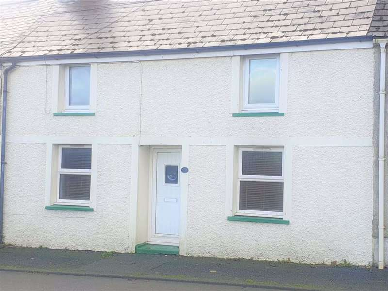 3 Bedrooms Terraced House for sale in Taylors Row, Hermon, Pembrokeshire