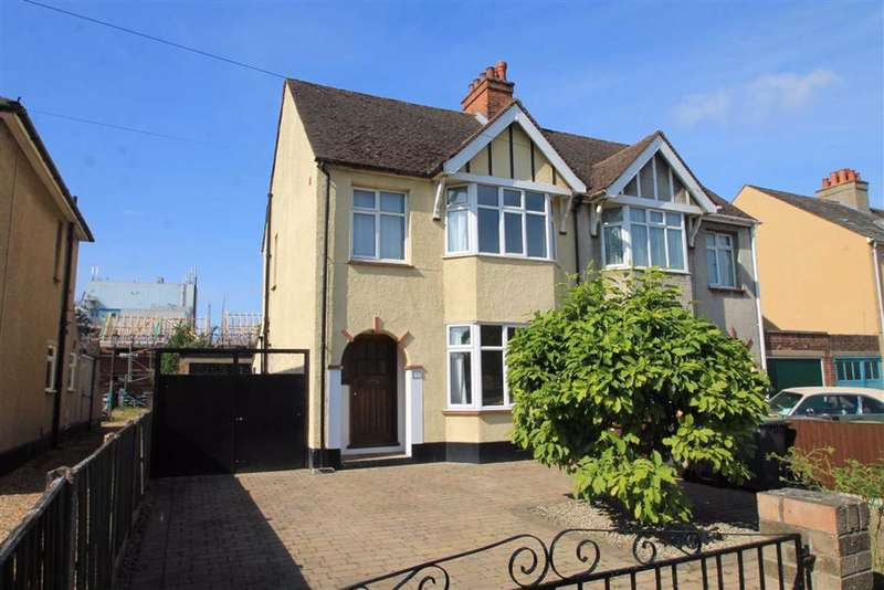 3 Bedrooms Semi Detached House for sale in London Road, Bedford