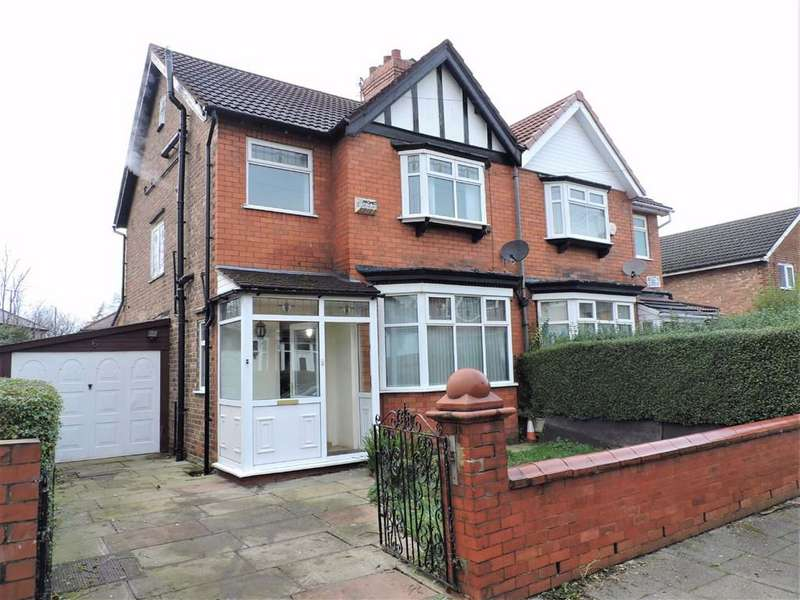 3 Bedrooms Semi Detached House for sale in Austin Grove, Manchester
