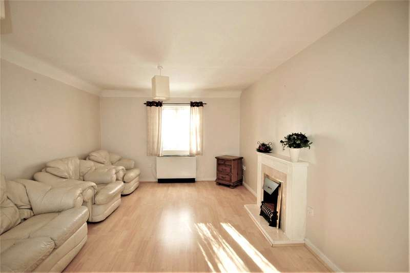 2 Bedrooms Flat for rent in Willow Tree Court, Crawford Avenue, Wembley