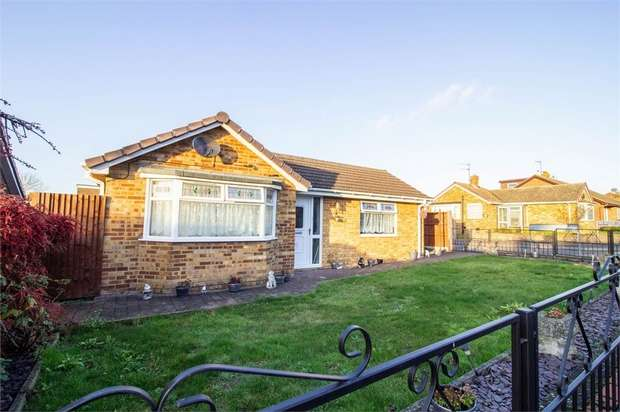 3 Bedrooms Detached Bungalow for sale in Selwood Close, Minster on Sea, Sheerness, Kent