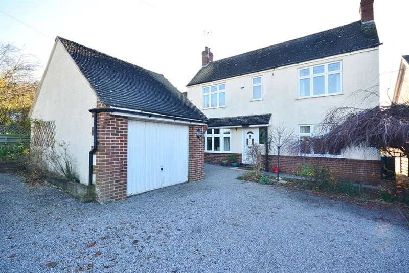 4 Bedrooms Detached House for sale in Hamshill, Coaley, Dursley, GL11 5EH