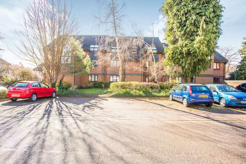 1 Bedroom Apartment Flat for sale in Elton Park, Watford, WD17