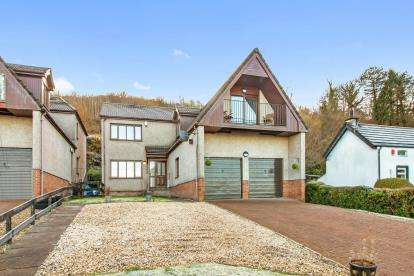 5 Bedrooms Detached House for sale in Marypark Road, Langbank