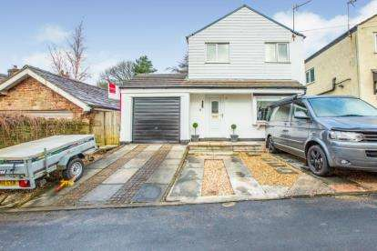 3 Bedrooms Detached House for sale in Millbrook Close, Wheelton, Chorley, Lancashire