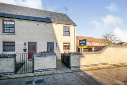 2 Bedrooms End Of Terrace House for sale in Chatteris, Cambridgeshire