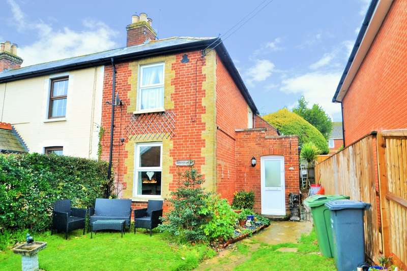 2 Bedrooms Cottage House for sale in New Road, Wootton Bridge