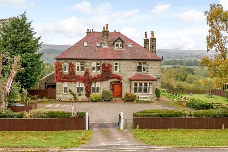 8 Bedrooms Detached House for sale in Heatherdene Guest House, Goathland, Whitby, YO22 5AN