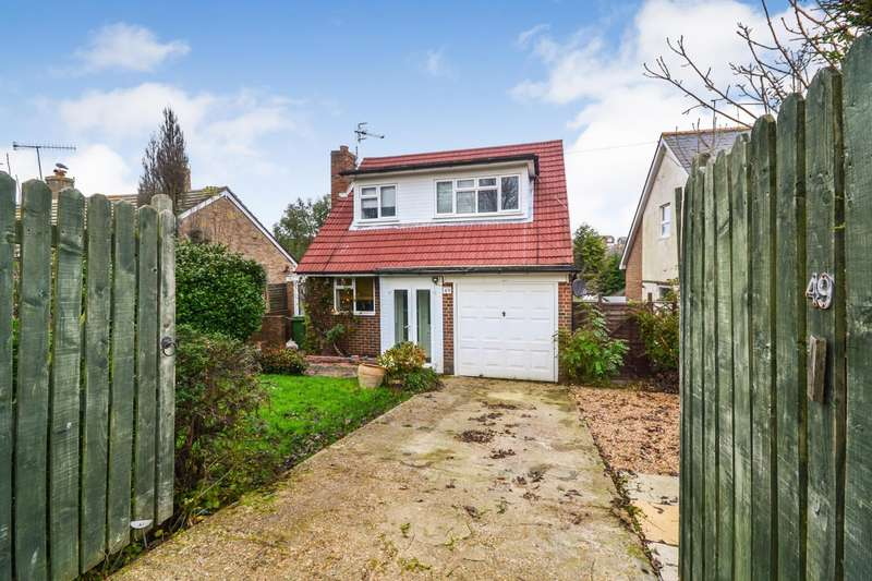 4 Bedrooms Detached House for sale in Seabourne Road, Bexhill-On-Sea, TN40