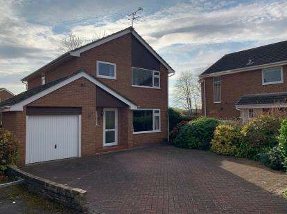4 Bedrooms Detached House for sale in Coolidge Avenue, Lancaster, Lancashire, LA1