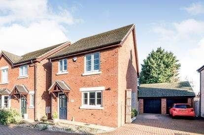 3 Bedrooms Detached House for sale in Barley Kiln Lane, Harrold, Bedford, Bedfordshire