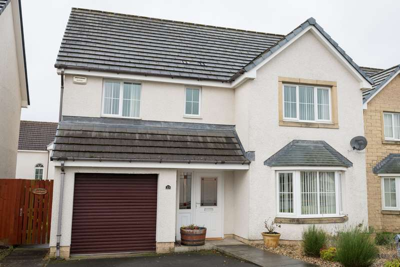 4 Bedrooms Detached House for sale in Meadowpark Crescent, Bathgate EH48