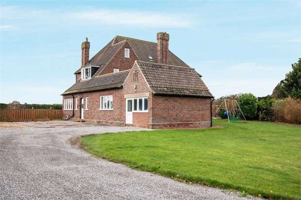 6 Bedrooms Detached House for sale in Firby Road, Bedale, North Yorkshire