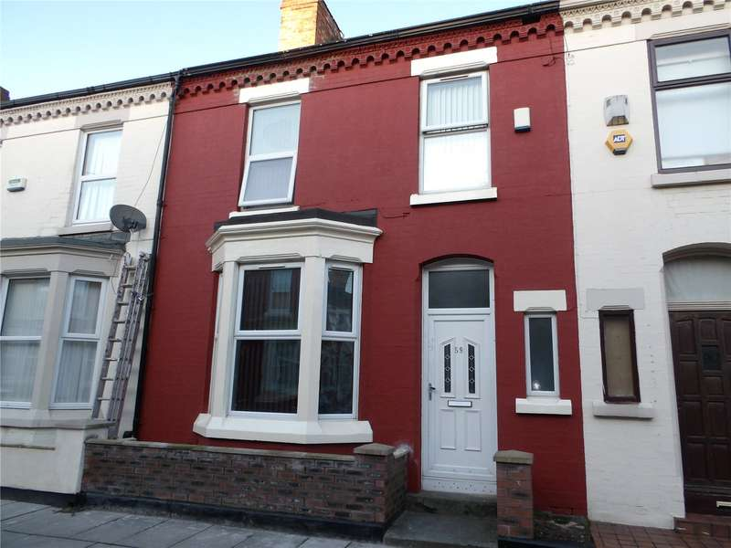 3 Bedrooms Terraced House for sale in Pendennis Street, Liverpool, Merseyside, L6