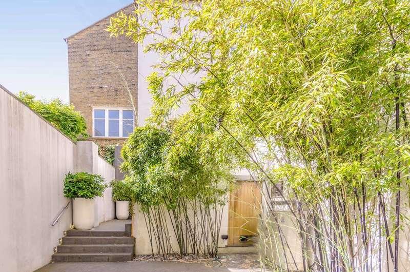 3 Bedrooms Penthouse Flat for sale in Gaskin Street, Islington, N1