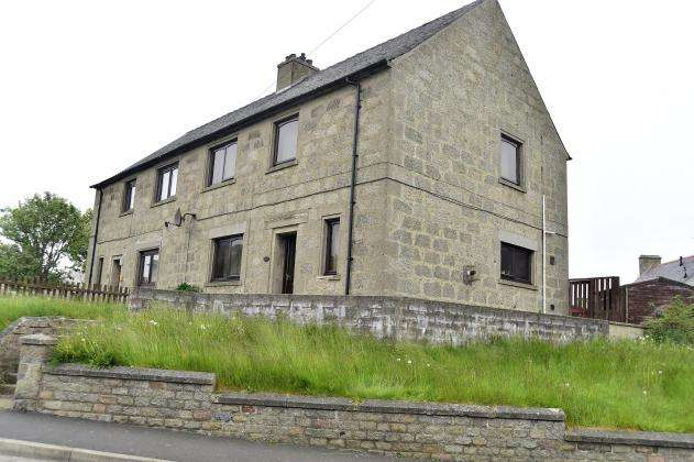 4 Bedrooms Semi Detached House for sale in Viewfield Road, Fraserburgh, AB43