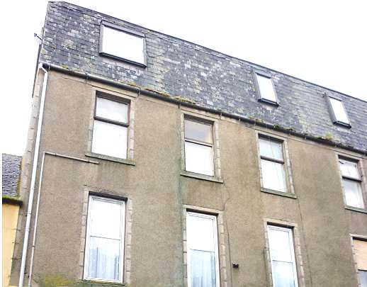 1 Bedroom Flat for sale in Cross Street, Fraserburgh, AB43