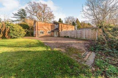 5 Bedrooms Detached House for sale in Brookhill, Stevenage, Hertfordshire, England