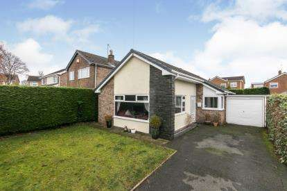 3 Bedrooms Bungalow for sale in LLys Clwyd, St Asaph, Denbighshire, ., LL17