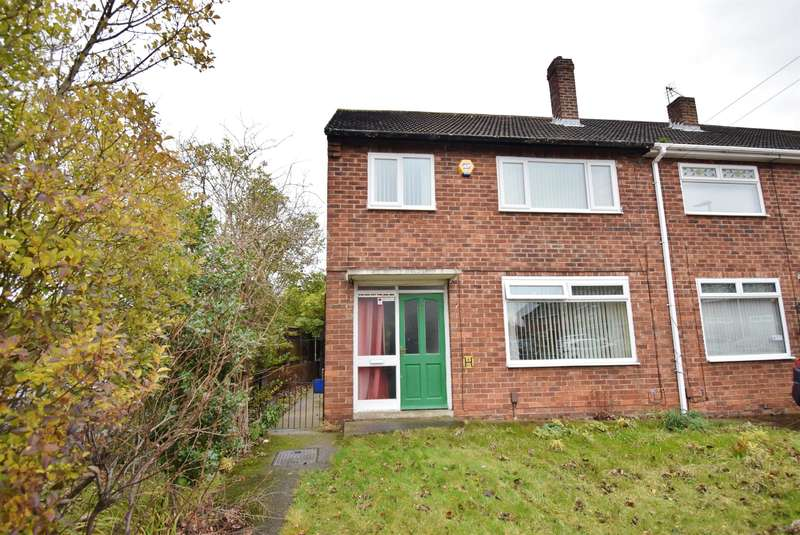 3 Bedrooms End Of Terrace House for sale in Lansdowne Road, Thornaby, Stockton-on-Tees, TS17 8EU
