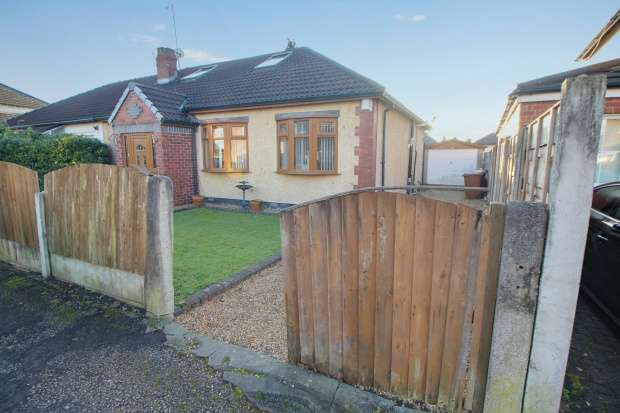 4 Bedrooms Semi Detached Bungalow for sale in Frances Avenue, Gatley, Greater Manchester, SK8 4BJ