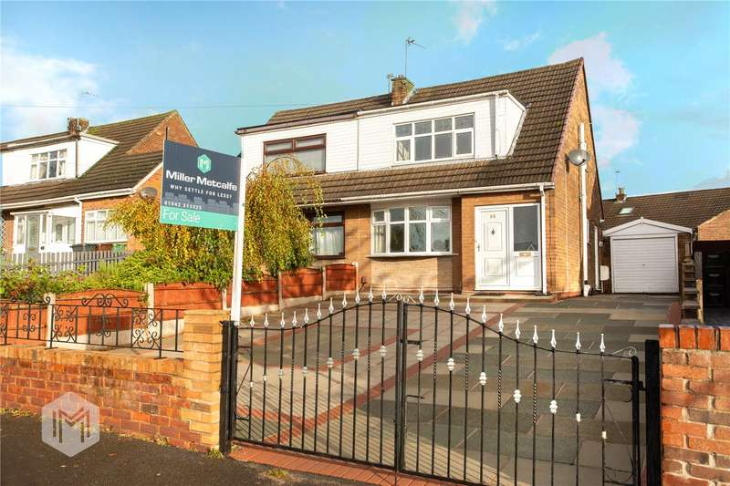 3 Bedrooms Semi Detached House for sale in Hollins Road, Hindley, Wigan, Greater Manchester, WN2