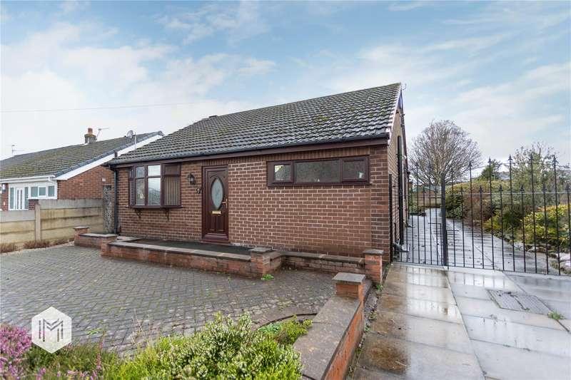 3 Bedrooms Detached Bungalow for sale in Tram Street, Platt Bridge, Wigan, WN2