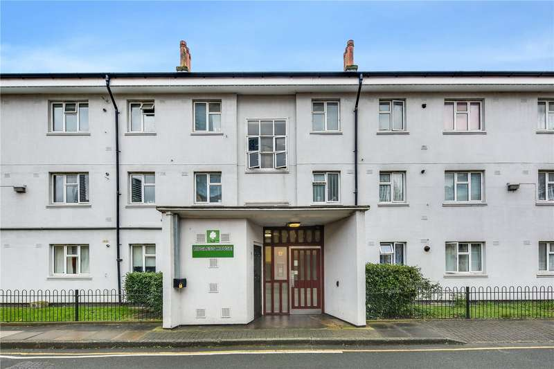 2 Bedrooms Flat for sale in Rugless House, East Ferry Road, London, E14