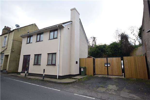 3 Bedrooms Detached House for sale in West Street, BANWELL, Somerset, BS29 6DA