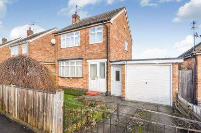 3 Bedrooms Detached House for sale in Aylestone Lane, Wigston, Leicester, Leicestershire