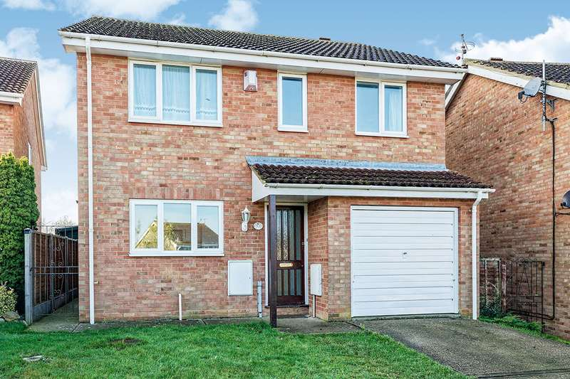 4 Bedrooms Detached House for sale in Manor Close, Canterbury, Kent, CT1