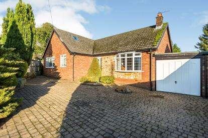 3 Bedrooms Bungalow for sale in Mellor Court, Longridge, Preston, Lancashire, PR3