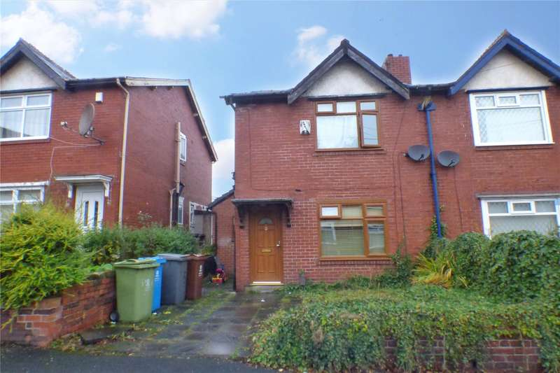 3 Bedrooms Semi Detached House for sale in Belgrave Avenue, Hathershaw, Oldham, OL8