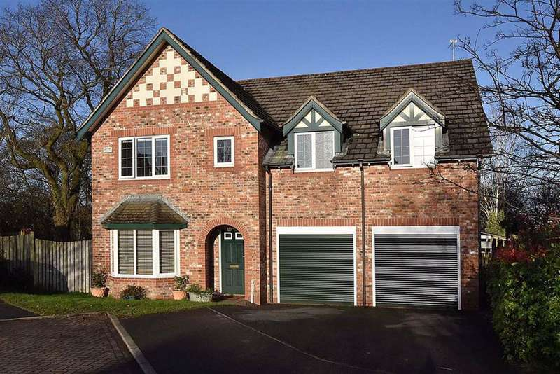 5 Bedrooms Detached House for sale in College Court, Macclesfield