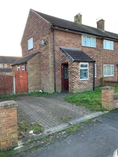 2 Bedrooms Terraced House for sale in Kilshaw Road, Warrington, Cheshire, WA5