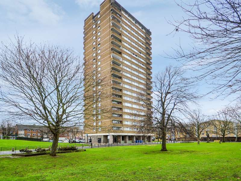 1 Bedroom Flat for sale in Daling Way, Bow E3