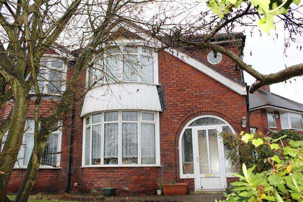 3 Bedrooms Semi Detached House for sale in Victoria Avenue East, Higher Blackley, Manchester