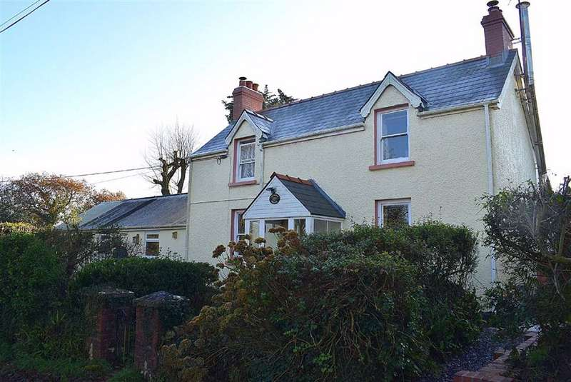 2 Bedrooms Cottage House for sale in Clarbeston Road
