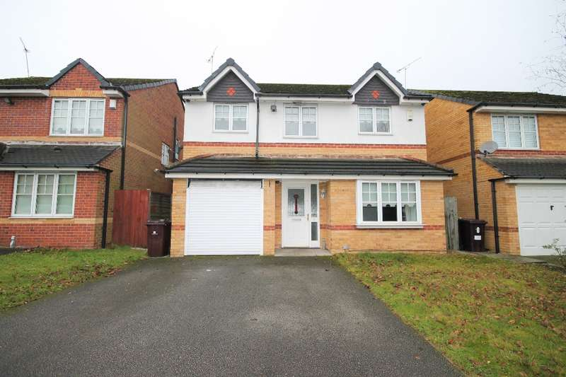 4 Bedrooms Detached House for sale in Woodhurst Close Huyton L36