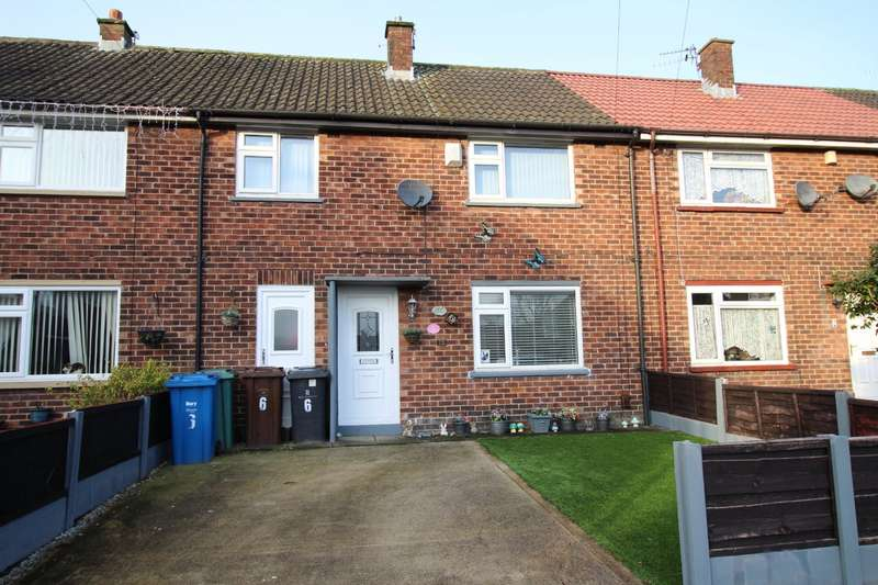 3 Bedrooms House for sale in Chaucer Avenue, Radcliffe, Manchester, Greater Manchester, M26