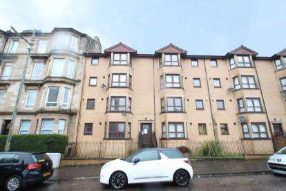 2 Bedrooms Flat for sale in Meadowpark Street, Dennistoun, Glasgow