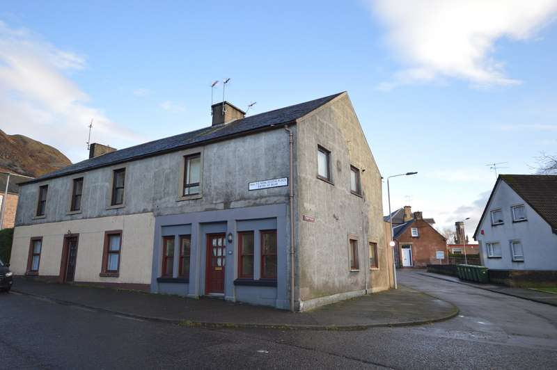 2 Bedrooms Apartment Flat for sale in Upper Mill Street, Tillicoultry, Clackmannanshire, FK13