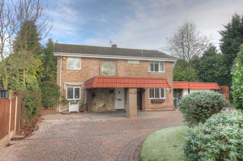 4 Bedrooms Detached House for sale in Sugar Lane, Knowsley Village