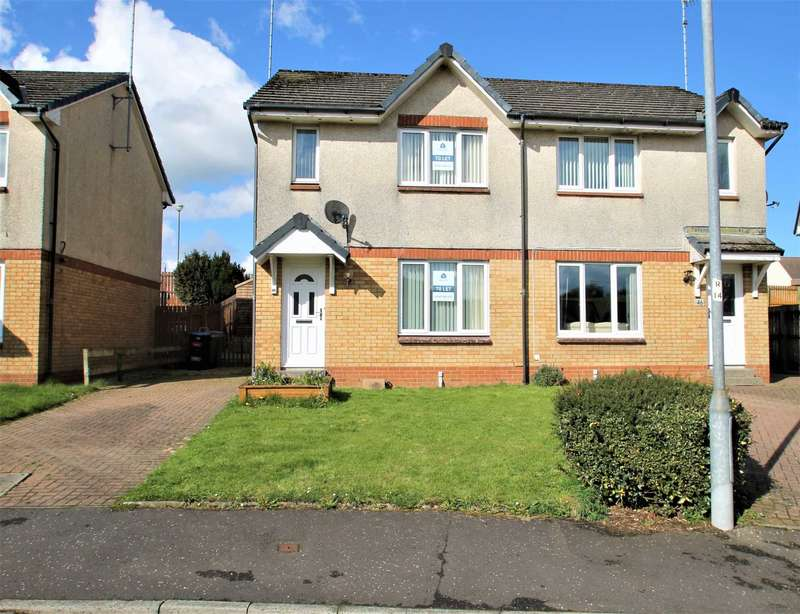 3 Bedrooms Semi Detached House for rent in Caudlhame Rigg