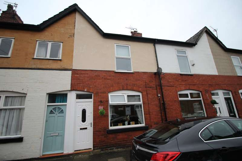2 Bedrooms House for sale in Scott Street, Radcliffe, Manchester, M26