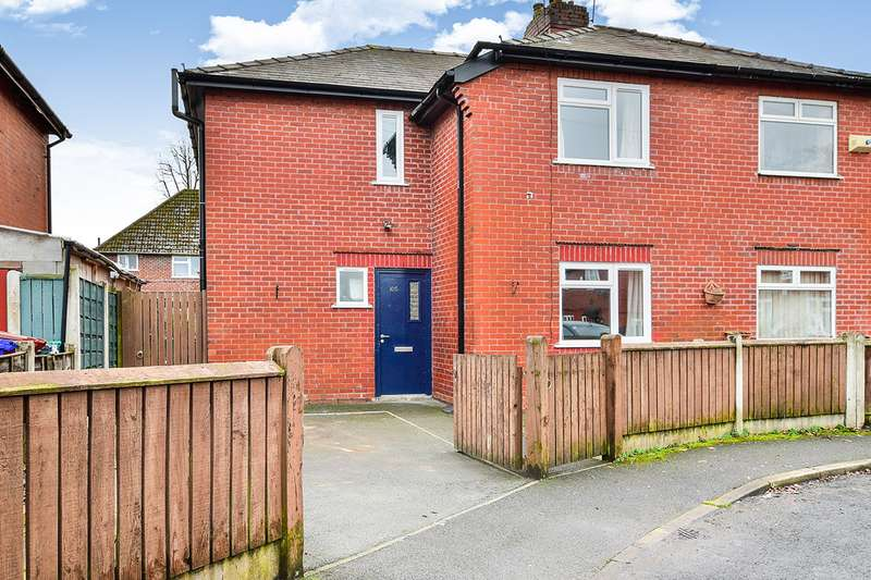 3 Bedrooms Semi Detached House for sale in Aston Avenue, Manchester, Greater Manchester, M14