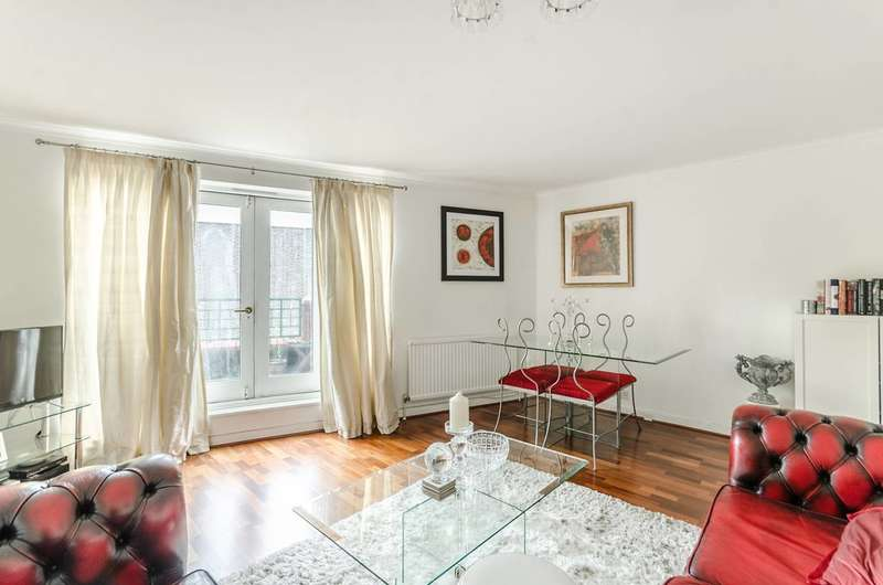 2 Bedrooms Flat for sale in Broadley Terrace, Lisson Grove, NW1